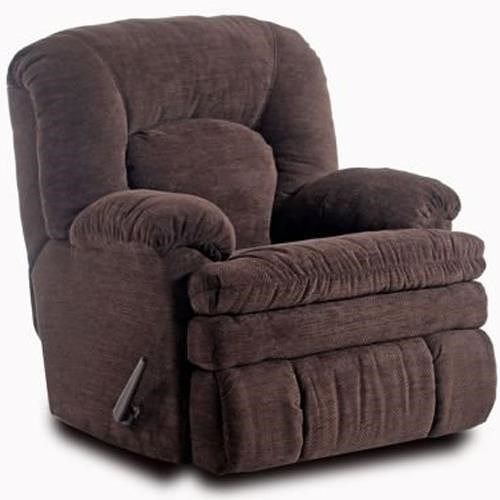 HomeStretch 103 Casual Rocker Recliner