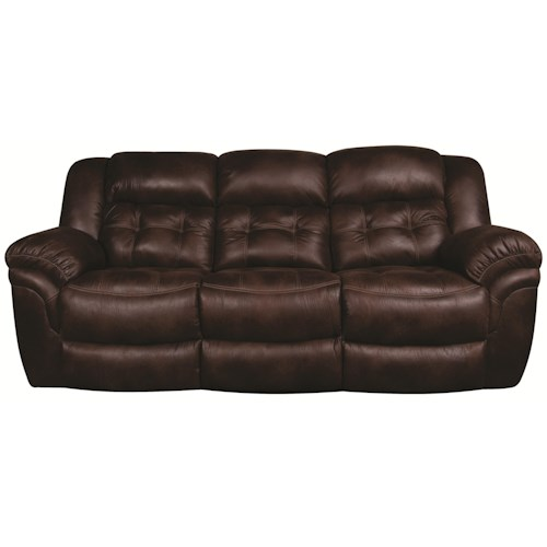Morris Home Furnishings Elijah Reclining Sofa