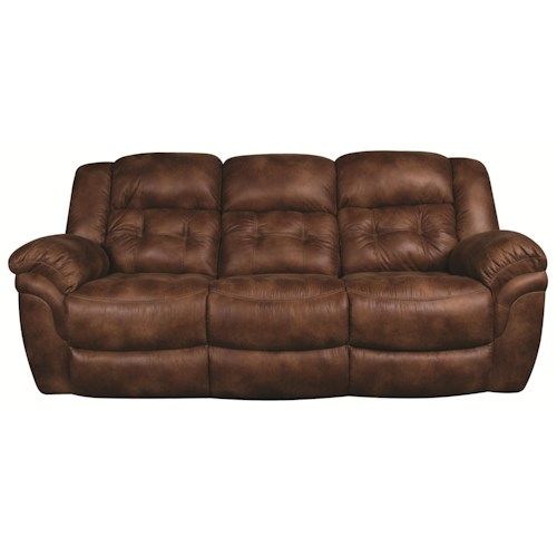 Morris Home Furnishings Elijah Power Reclining Sofa