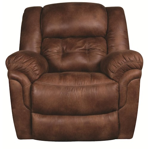 Morris Home Furnishings Elijah Rocker Recliner