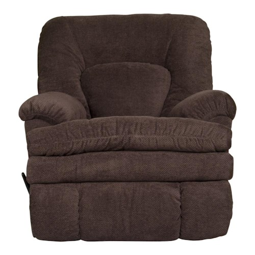 Morris Home Furnishings Trevor Rocker Recliner