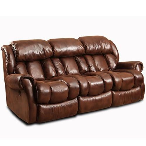 Comfort Living Cody Casual Power Reclining Sofa with Channel Back