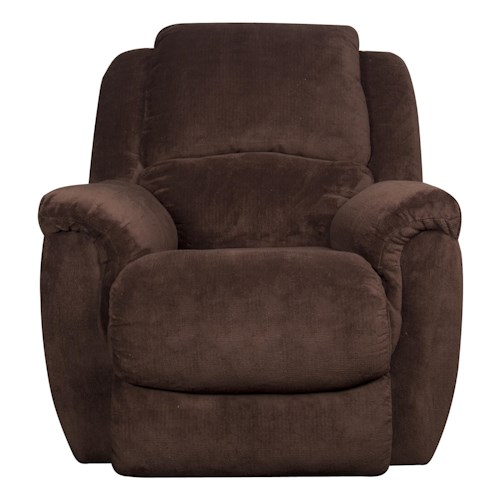 Morris Home Furnishings David Power Recliner