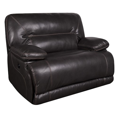 Morris Home Furnishings Fielding Power Snuggling Recliner
