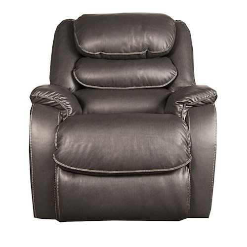 Morris Home Furnishings Torren Rocker Recliner