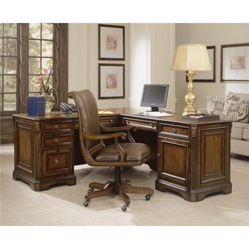 Hooker Furniture Brookhaven Executive