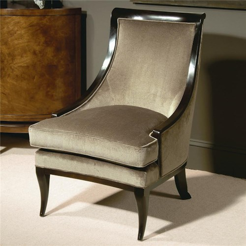 Century Century Chair Regal Low Profile Arm Resting Chair