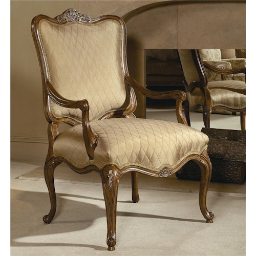 Century Century Chair Exquite Regal Traditional Chair