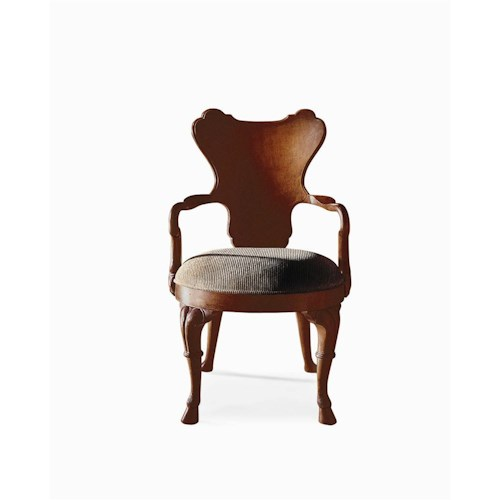 Century Century Chair Armchair with Plush Rounded Seat