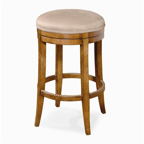 Century Century Chair Backless Barstool