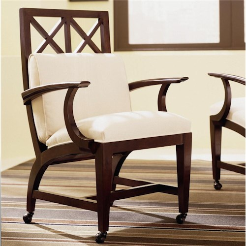 Century Century Chair Chair with Window Pane Back Design
