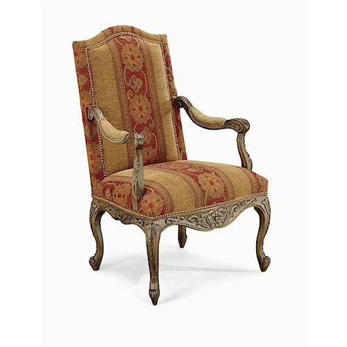 Century Century Chair Rectangular High Back Chair