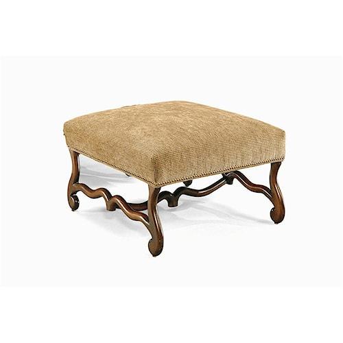 Century Century Chair Square Ottoman