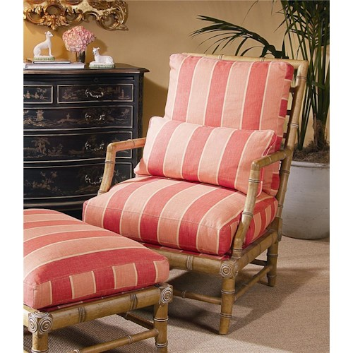 Century Century Chair Coastal Armchair