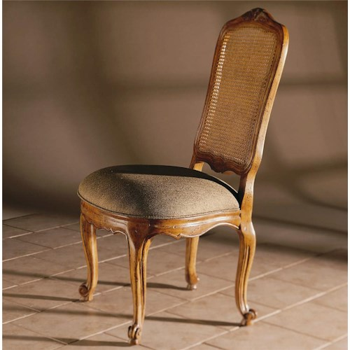 Century Century Chair Cane Accented Chair