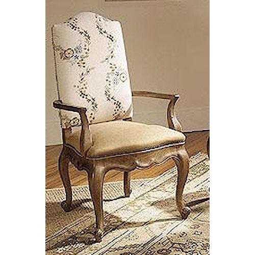 Century Century Chair Cabriole Legged Dining Room Chair