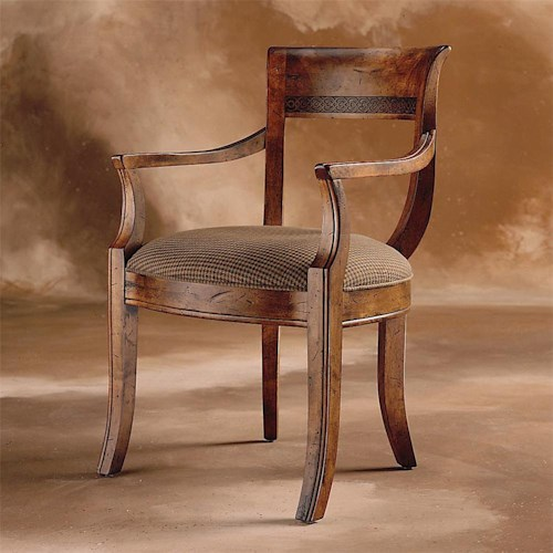 Century Century Chair Chair with Rounded Plush Seat