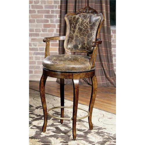 Century Century Chair  Victorian Inspired Bar Stool