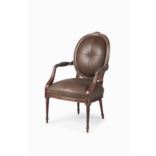 Century Century Chair One Tufted Back Armchair