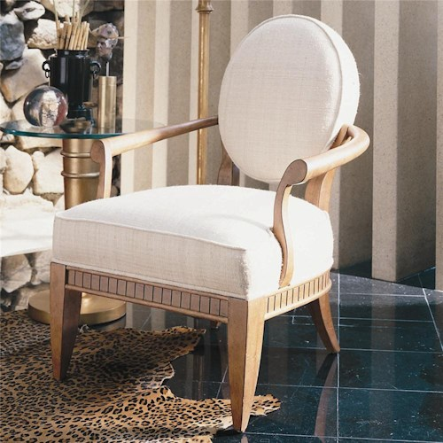 Century Century Chair Contemporary Spacious Armchair
