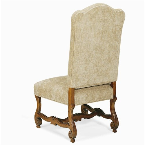 Century Century Chair High Back Upholstered Back