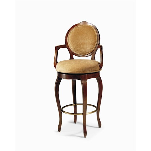 Century Century Chair Circular Shaped Barstool