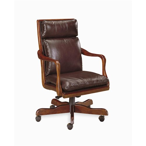 Century Century Chair Highly Plush Executive Chair