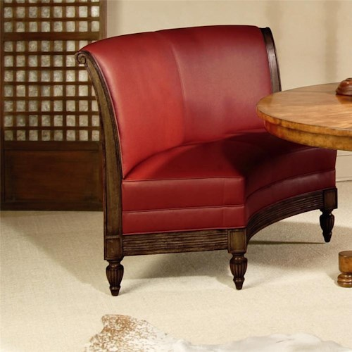 Century Century Chair Spacious Curved Wide Seat Chair