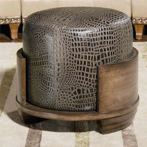 Century Century Chair Swivel Ottoman