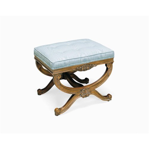 Century Century Chair French Ottoman