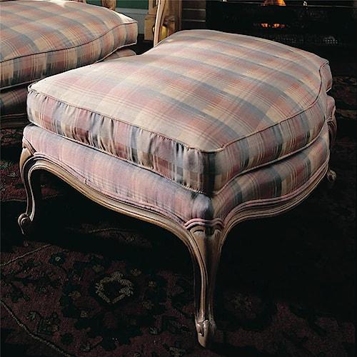 Century Century Chair Plush Ottoman
