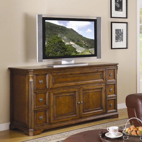 Hamilton Home Brookhaven Entertainment Console