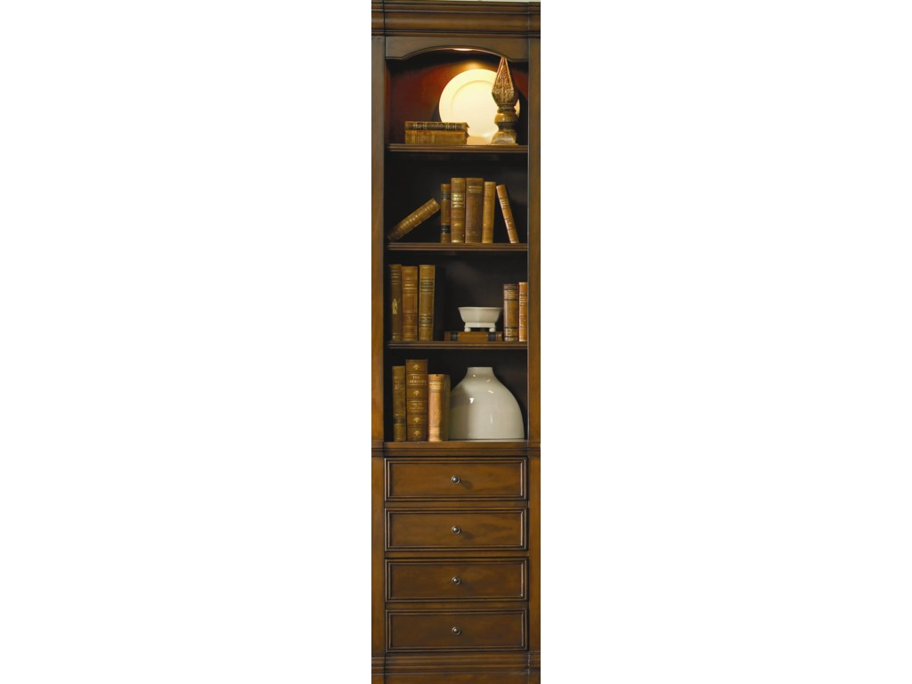Wall Storage Cabinet Hooker Furniture Cherry Creek Traditional 22 Inch Wall Storage