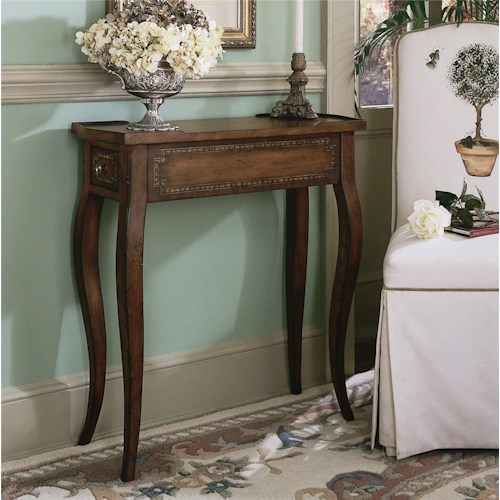Hooker Furniture Seven Seas Rectangular Accent Table