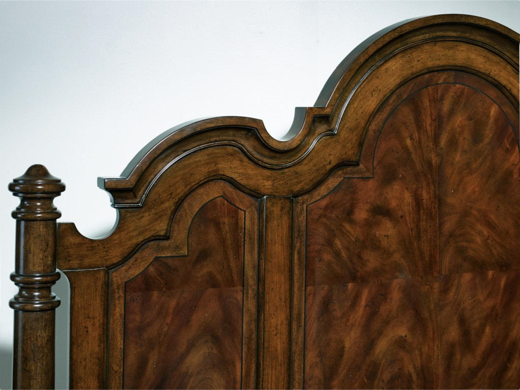 Headboard Detail Shot