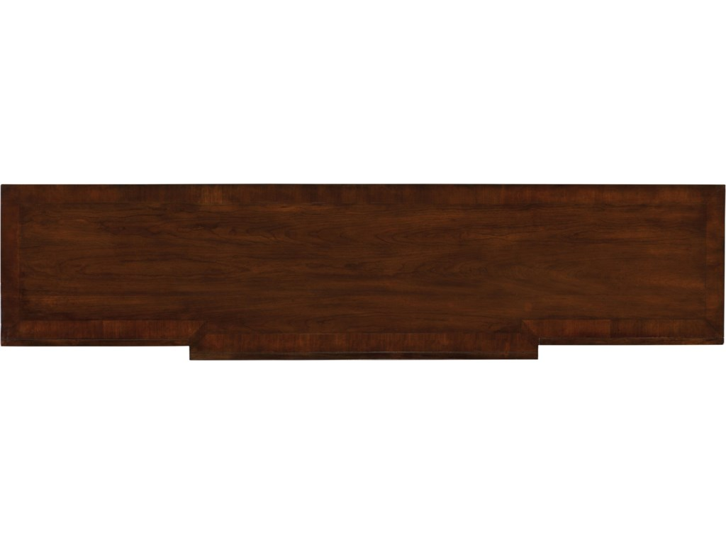 View of Credenza Top