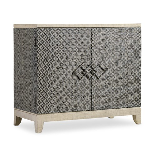 Hooker Furniture Mélange Ziva Console with 2 Doors
