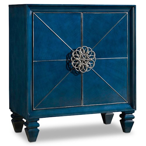 Hooker Furniture Mélange Spectrum Accent Chest with 2 Doors