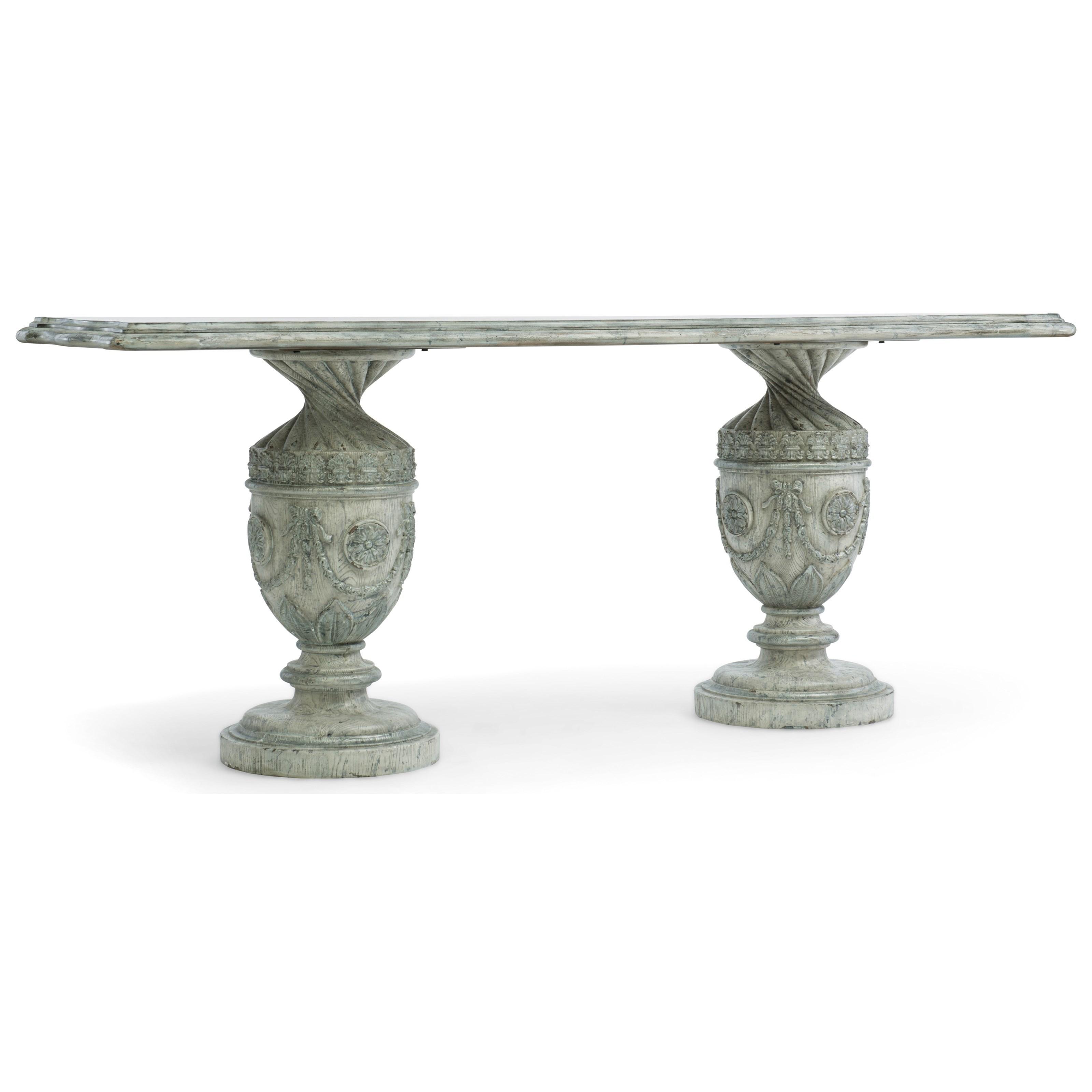 Hooker Furniture Mélange Hollyn Urn Console Table