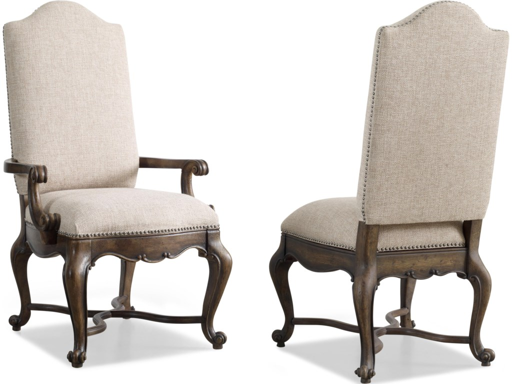 Shown with Upholstered Side Chair