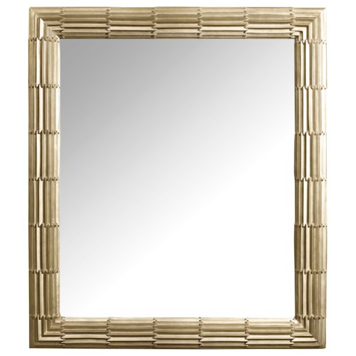 Hooker Furniture Skyline Textured Wall Mirror