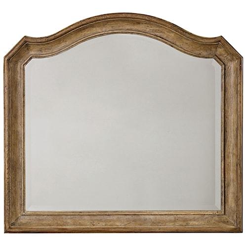 Hooker Furniture Solana Arched Dresser Mirror