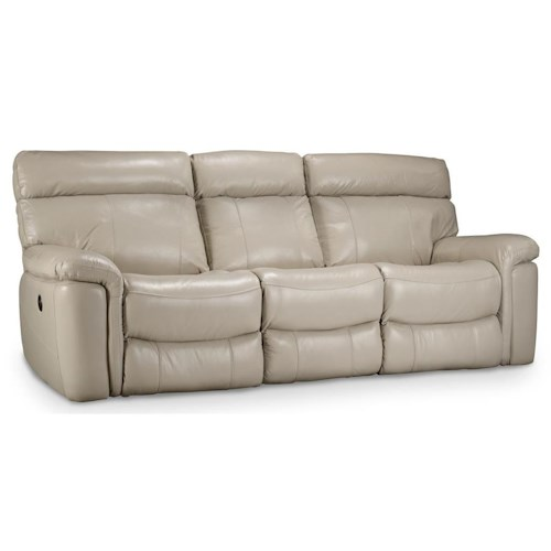 Hooker Furniture SS620 Power Three Seat Motion Sofa