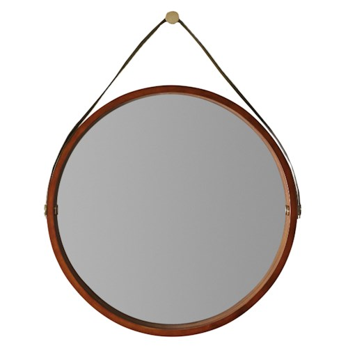 Hooker Furniture Studio 7H Portal Hanging Round Mirror