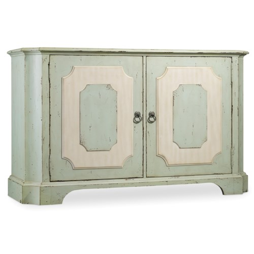 Hooker Furniture Sunset Point Casual Cottage Coastal Credenza