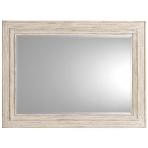 Hooker Furniture Sunset Point Casual Cottage Coastal Dresser Mirror