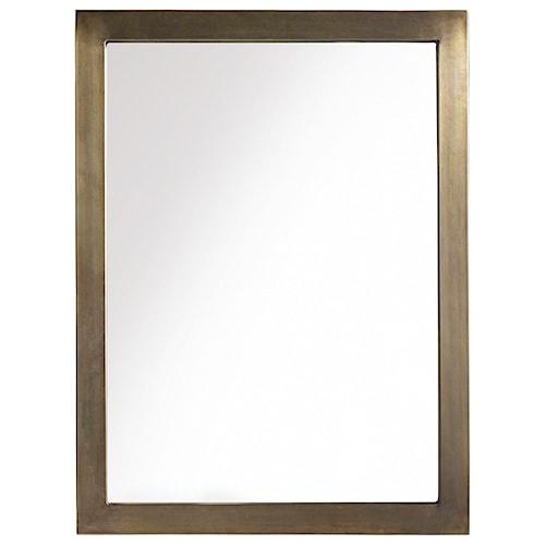 Hooker Furniture Transcend Mirror with Metal Frame
