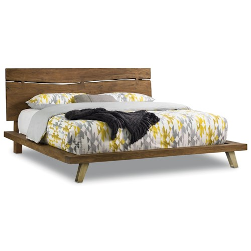 Hooker Furniture Transcend King Platform Bed