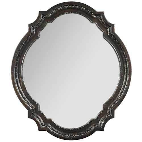 Hooker Furniture Treviso Vertical or Horizontal Accent Mirror
