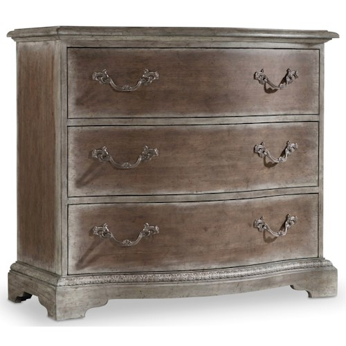Hooker Furniture True Vintage Bachelors Chest with Outlet